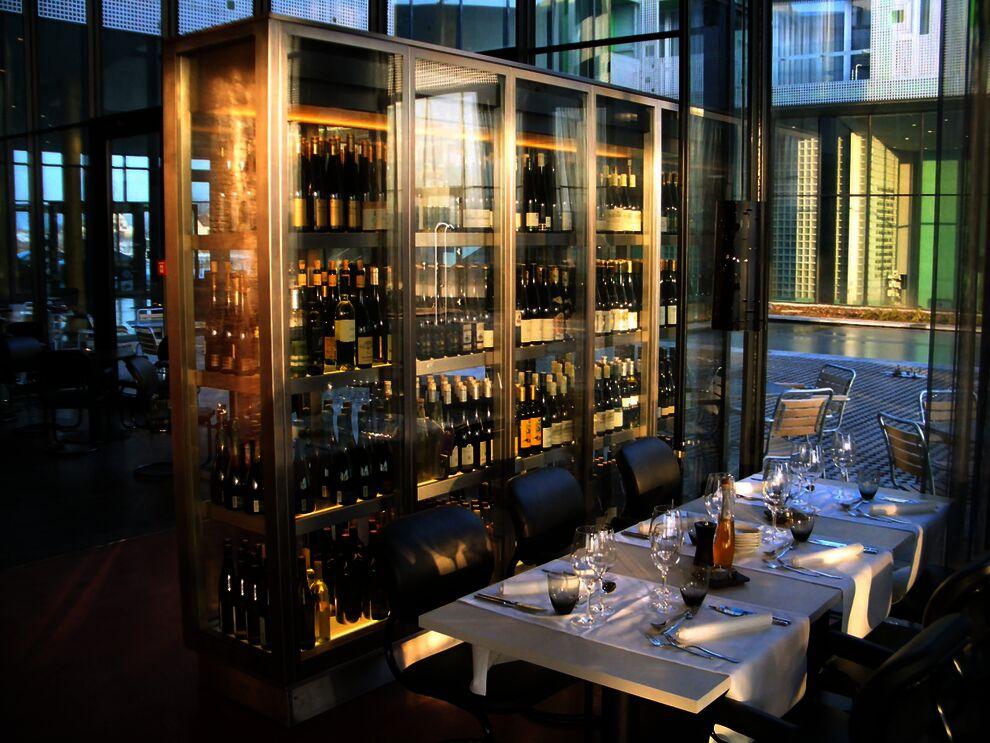 Kühlschrank für Wein, Sekt, Champagner...für Gewerbe oder ...